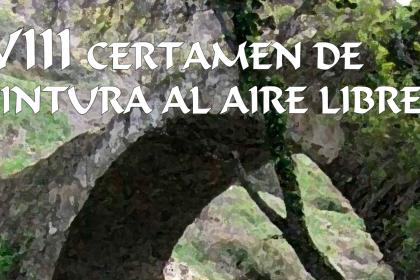 VIII Certamen de Pintura al Aire Libre 'La Comarca Alpujarreña' 28 y 29 de Agosto
