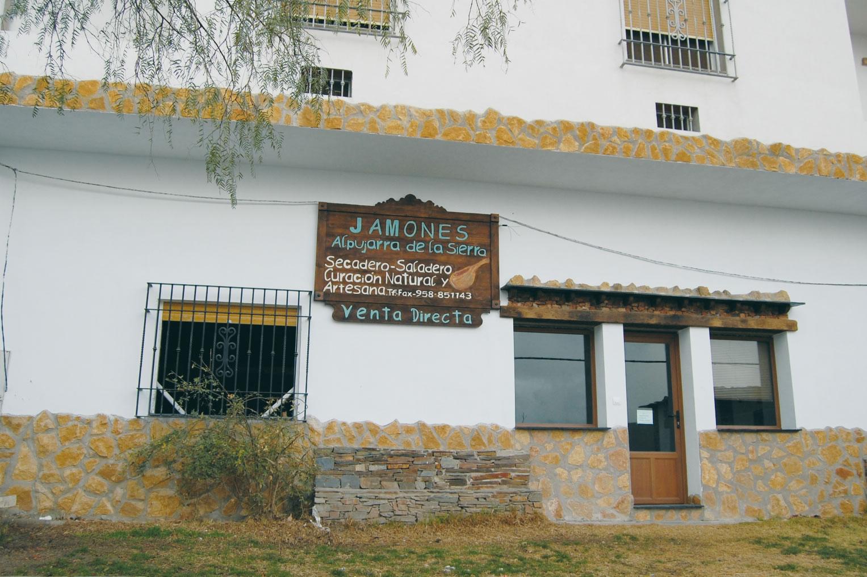 Jamones Alpujarra de la Sierra