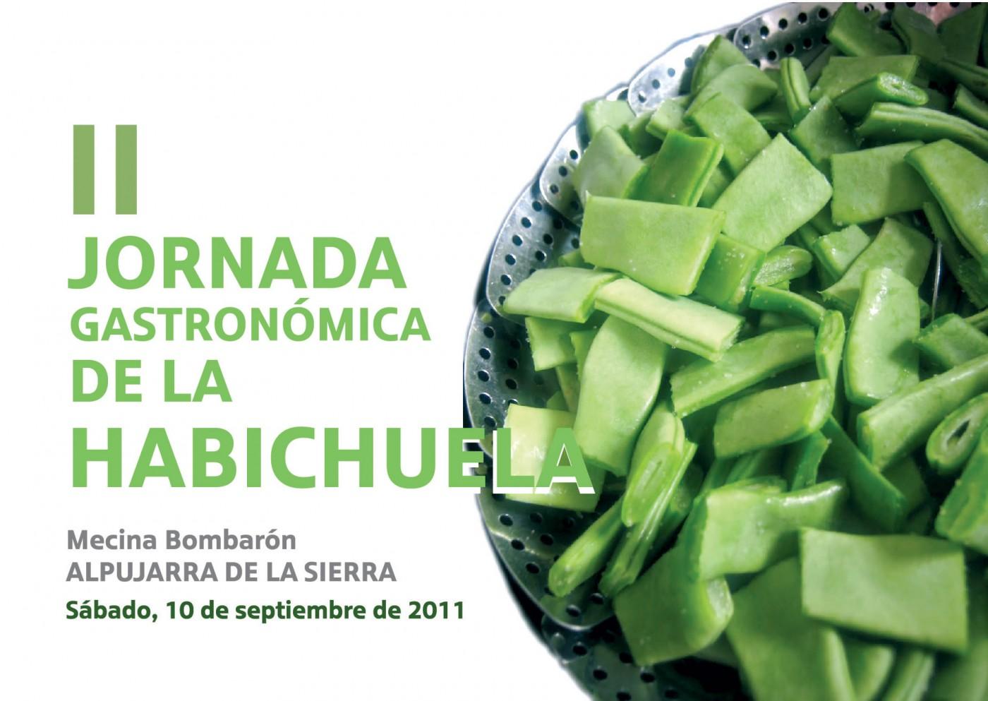 II Jornada Gastronómica de la Habichuela
