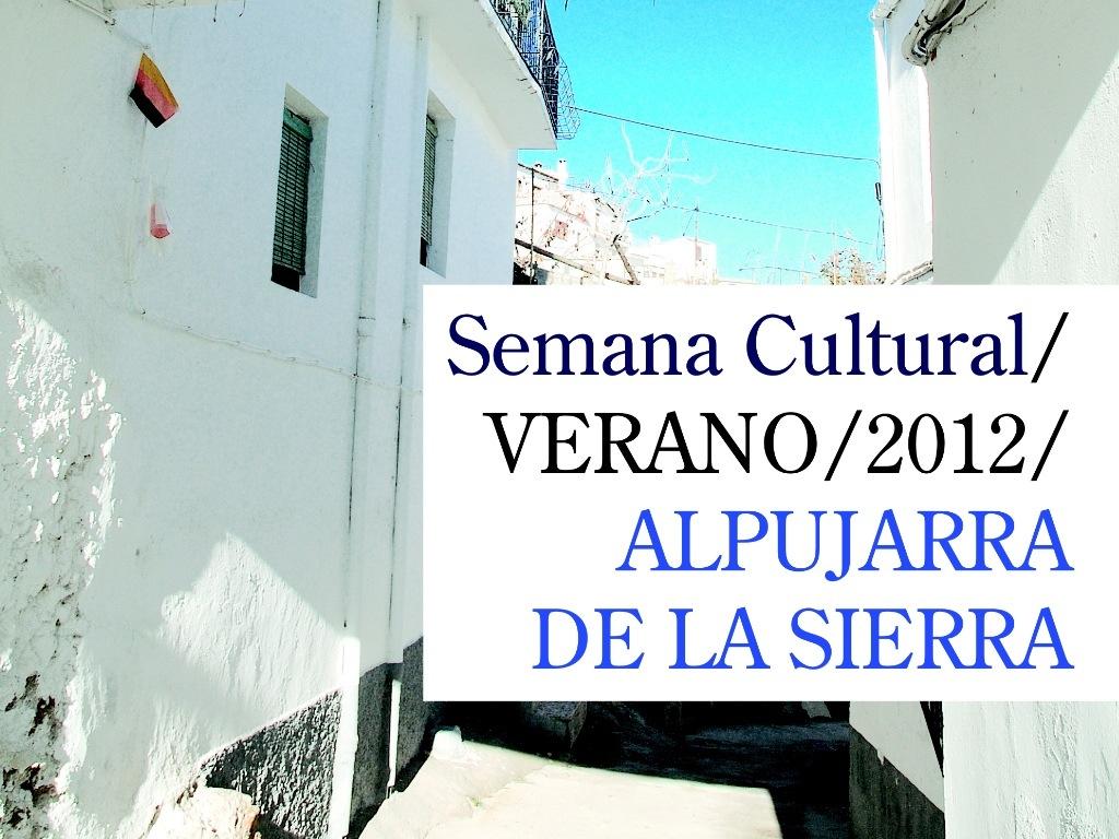 Agenda para el verano 2012 lleno de actividades
