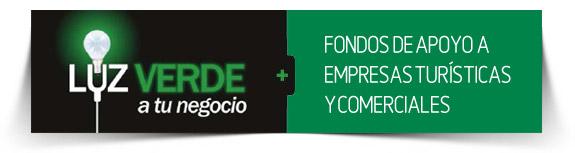 Fondos de apoyo a empresas turisticas y comerciales