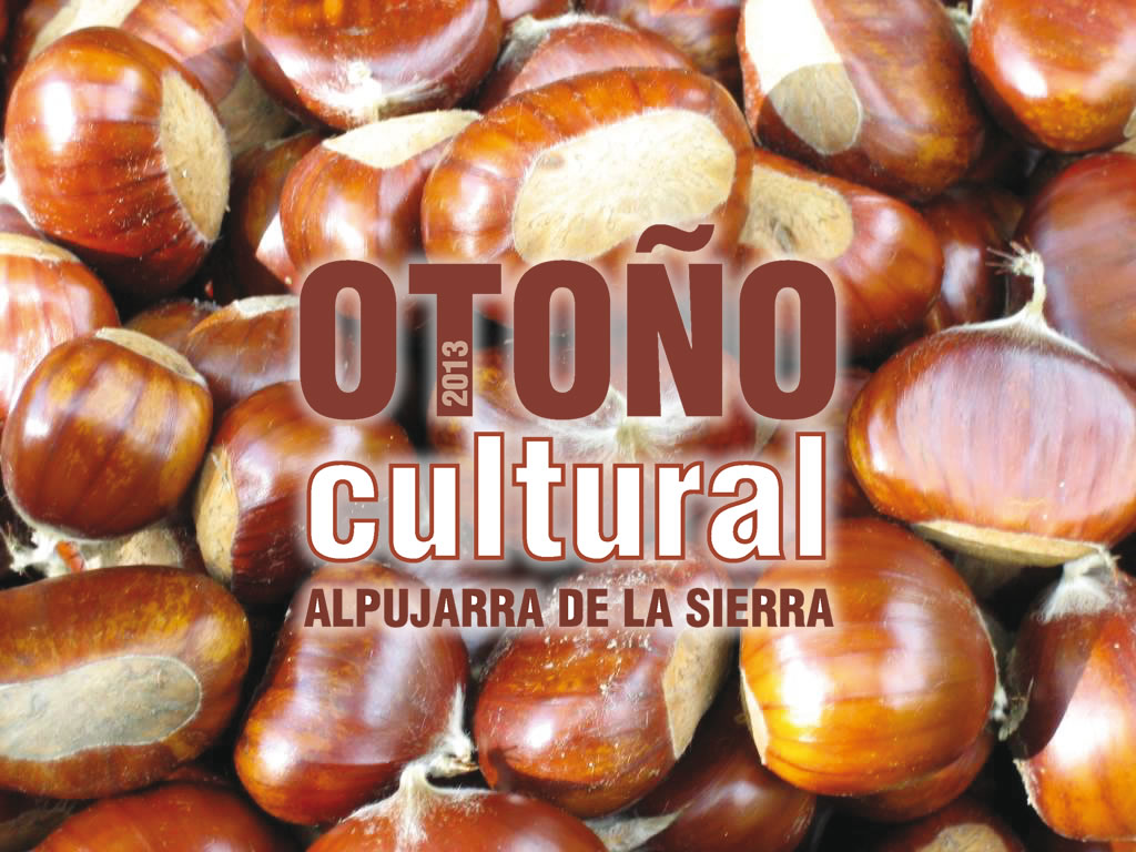 Otoño Cultural 2013