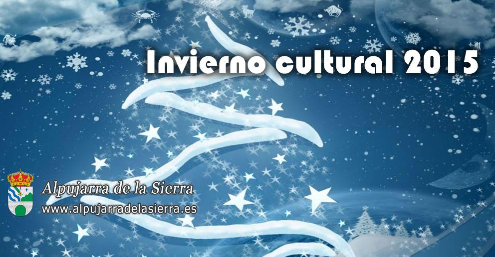 Invierno cultural 2015