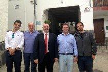Alpujarra de la Sierra recibe ayudas de la Junta para mejorar infraestructuras públicas