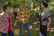 Mecina Bombarón en TVE 1 en el programa Aquí la Tierra