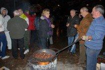 Alpujarra de la Sierra traslada a Granada la fiesta de las castañas