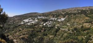 Mecina Bombarón, uno de los pueblos de la Alpujarra, candidato del Patrimonio de la Humanidad