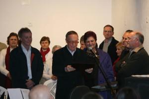 La Casa de la Alpujarra entregó un año más la Castaña de Plata esta vez a la Asociación Cultural Abuxarra