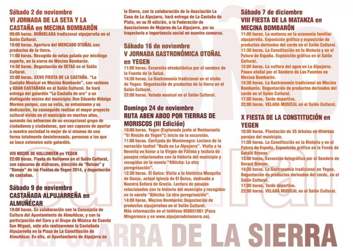 otoño cultural 2013 Pagina2