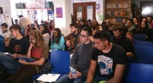 Clausura de las jornadas y entrega de diplomas en la Biblioteca de Mecina Bombarón
