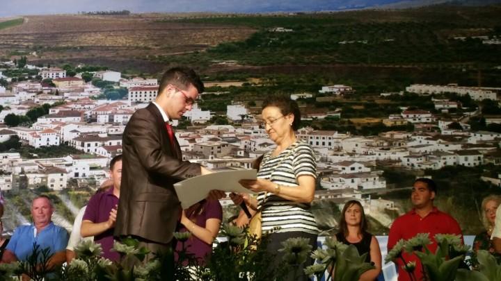 Premio al Grupo San Miguel de Mecina Bombaron
